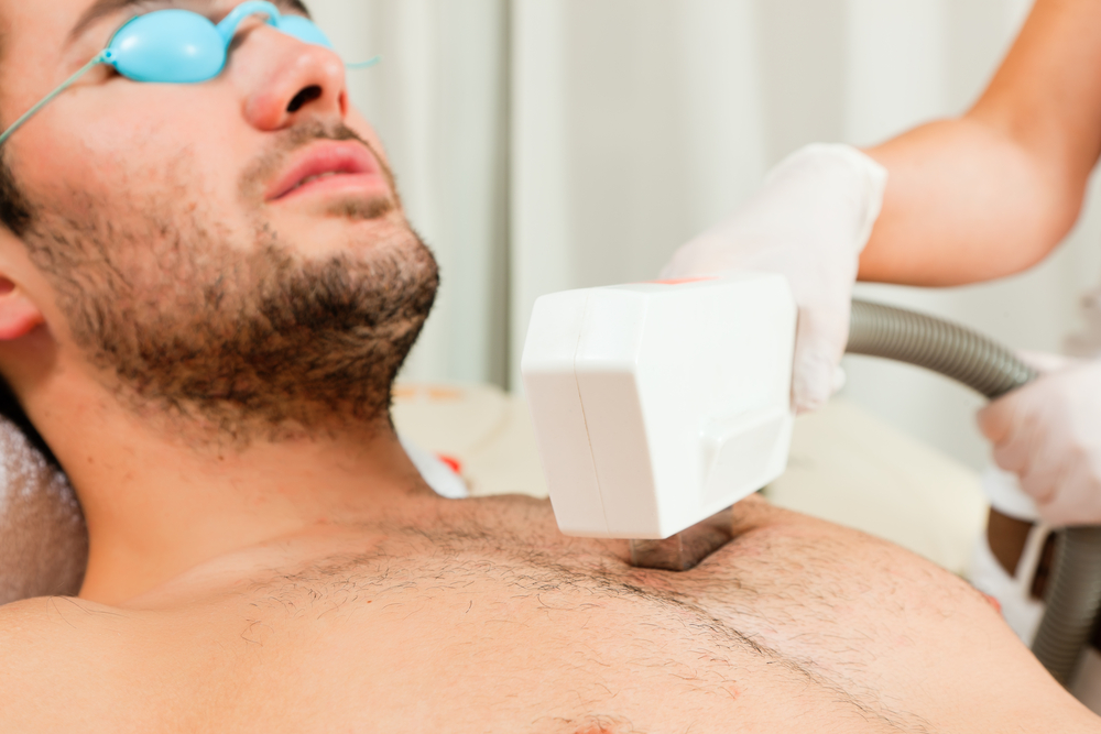 Shutterstock - Laser Hair Removal, I.P.L