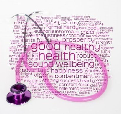 7144166-pink-health-healthy-and-wellbeing-word-or-tag-cloud-over-pink-stethoscope